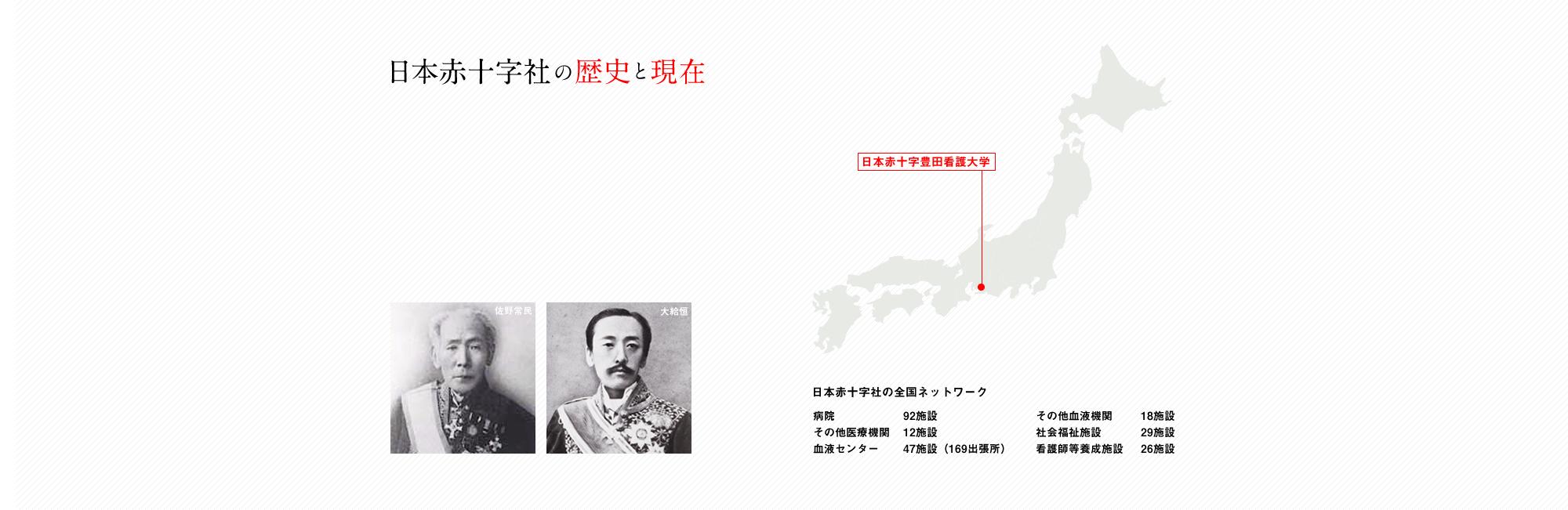 日本赤十字社の歴史と現在