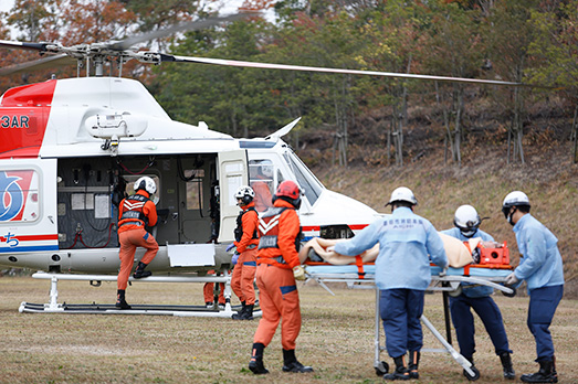 Disaster Nursing Activities and Mental Support