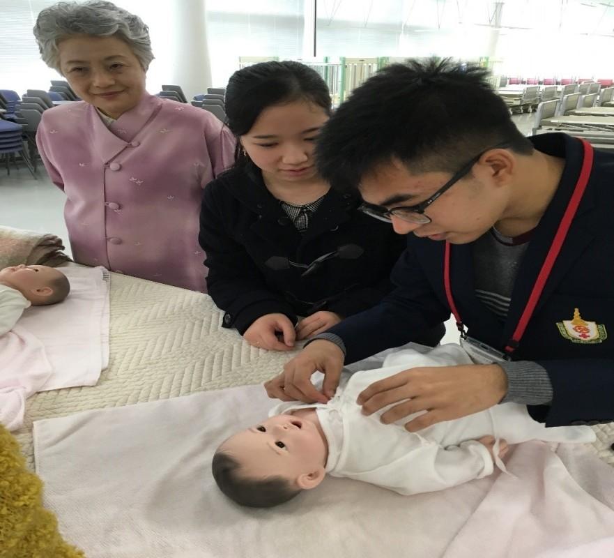 タイ看護大 実習見学
